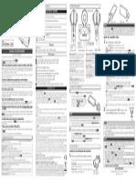 Zoom iQ5 Manual de Instrucciones (Spanish)