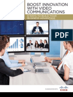 Telepresencia Forbes Insights Cisco
