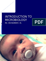 Introduction to microbiology.ppt