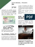 Informativo Mensal- Fevereiro 2010 Acia