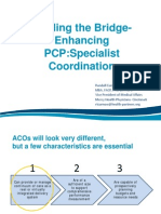 Enhancing PCP Specialist Communication