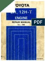 Engine Manual 2H 12HT