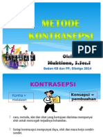 METODE KONTRASEPSI 14