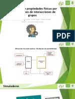 Presentación sobre Interacciones de Grupo