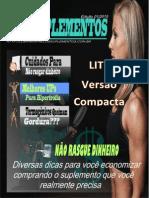 EBook Guia de Suplementos http://comparaprecossuplementos.com.br