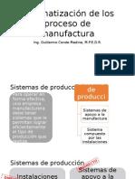 Tema 2- Automatización de Los Procesos de Manufactura