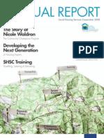 SHSC 2008 Annual Report