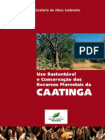 LIVRO - Uso Sustentvel e Conservao Dos Recursos Florestais Da Caatinga