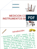 Instrumentos Basicos de dimension