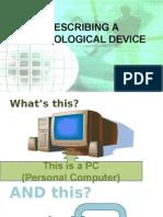 2_Describing an Object