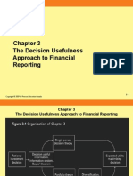 Ch03_The Decision Usefulness Approach to Financial Reporting