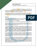 Archivos Definicion y Caracteristicas