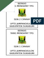 Data Utama