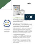 Factsheet SMART Classroom Suite DE