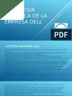 Estrategia Logistica de La Empresa Dell