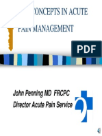 Acute Pain for MS3