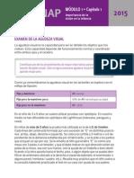 Pronap agudeza visual (2015)