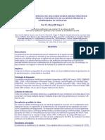 Régimen de Gentamicina de Una Dosis Diaria Versus Múltiples Dosis Diarias Para El Tratamiento de La Sepsis Presunta o Comprobada en Neonatos