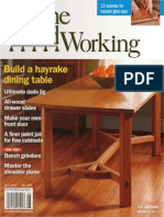 Fine Woodworking #226