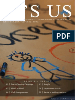 It's Us - September 2015 Edition