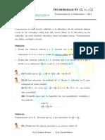 8-Divisibilidad en Z 2012 Primera Parte