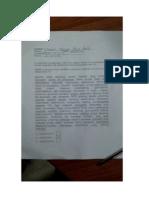 Cuestionario de Diagnostico.