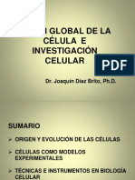 Bilogía Celular y Molecular Conf 1