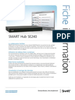 Factsheet SMART Hub SE 240 FR