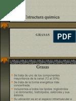 Estructura Química DEL MÚSCULO (II)