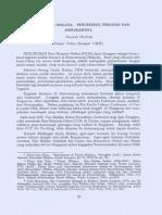PKM Penubuhan Peranan Dan Implikasi