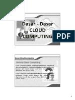 Materi CC - 2 (Dasar Cloud Computing)