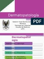 Generalidades y Semiología Dermatológica