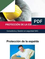 Proteccion de La Espalda CONGESE Rev 01