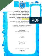 Informe de Enrique Mora Sares