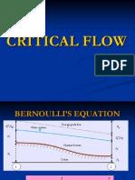 8 Critical Flow