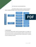 Estructura Plan Marketing