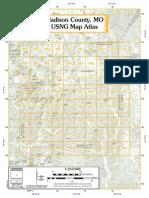 Madison County MO Atlas - 2010