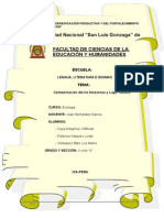 CONTAMINACION DE LOS RIOS DEL PERU