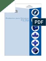 Productos para Sistemas PVC PBA (Versión 2003). Saint-Gobain