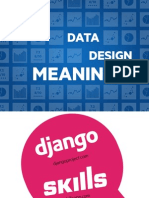 Pycon Data Design Meaning