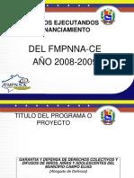 Programa Garantía y Defensa de Derechos Colectivos y Difusos