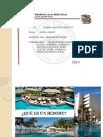 Análisis de Hotel Resorts