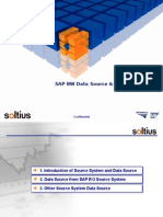 SAP BW DataSource