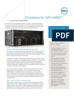 SAP HANA Technical Overview