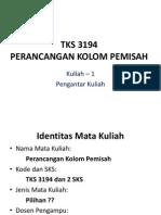 TKS 3194 Kuliah1