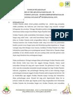 Panduan Pelaksanaan Jota-Joti Internasional 2015