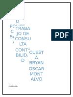 ENSAYO FINAL DE CONTA
