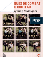 Knife Fighting Techniques