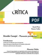 Crítica Ander-Egg, Carvajal y Horine