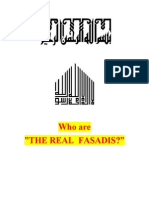 Who Are the Real FASADIS?